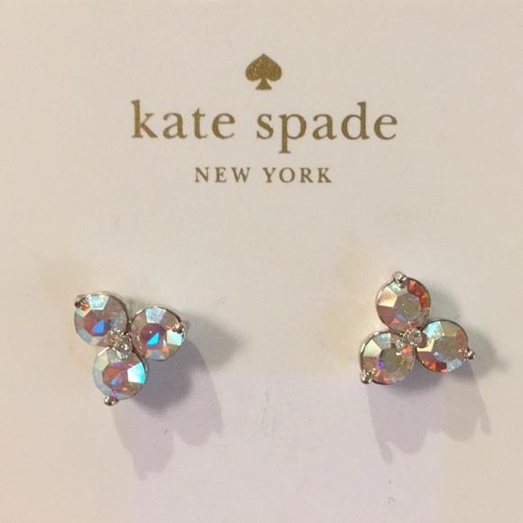 kate spade Jewelry - Kate Spade Flying Colors Earrings
